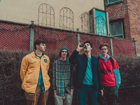 """NOTHING SPECIAL RELEASES NEW SINGLE """"NEW LEAF"""""""
