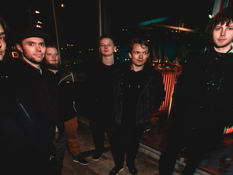 """WELL DONE COYOTE RELEASE DEBUT SINGLE """"PERISH & LEARN"""""""