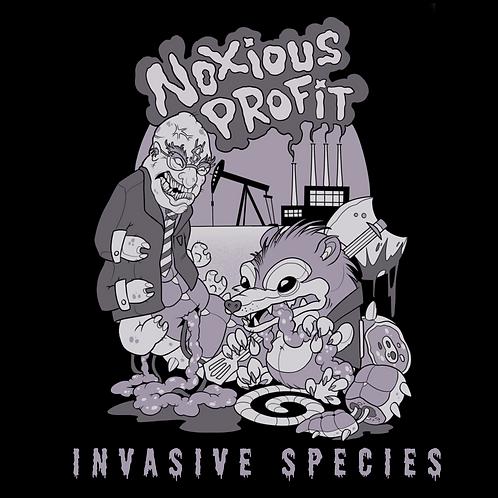 Noxious Profit - Invasive Species CD