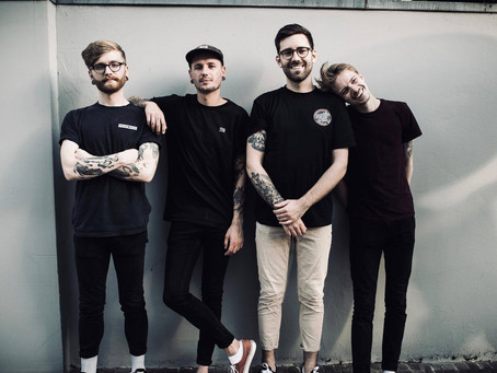 "CATAPULTS RELEASE NEW SINGLE ""IF YOU DON'T MATTER, NOTHING DOES"""