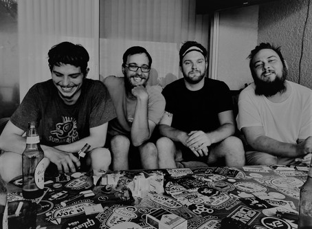 "THE PROBLEMADDICTSFL RELEASE NEW SINGLE ""HARD TIMES IN PETUNIA"""