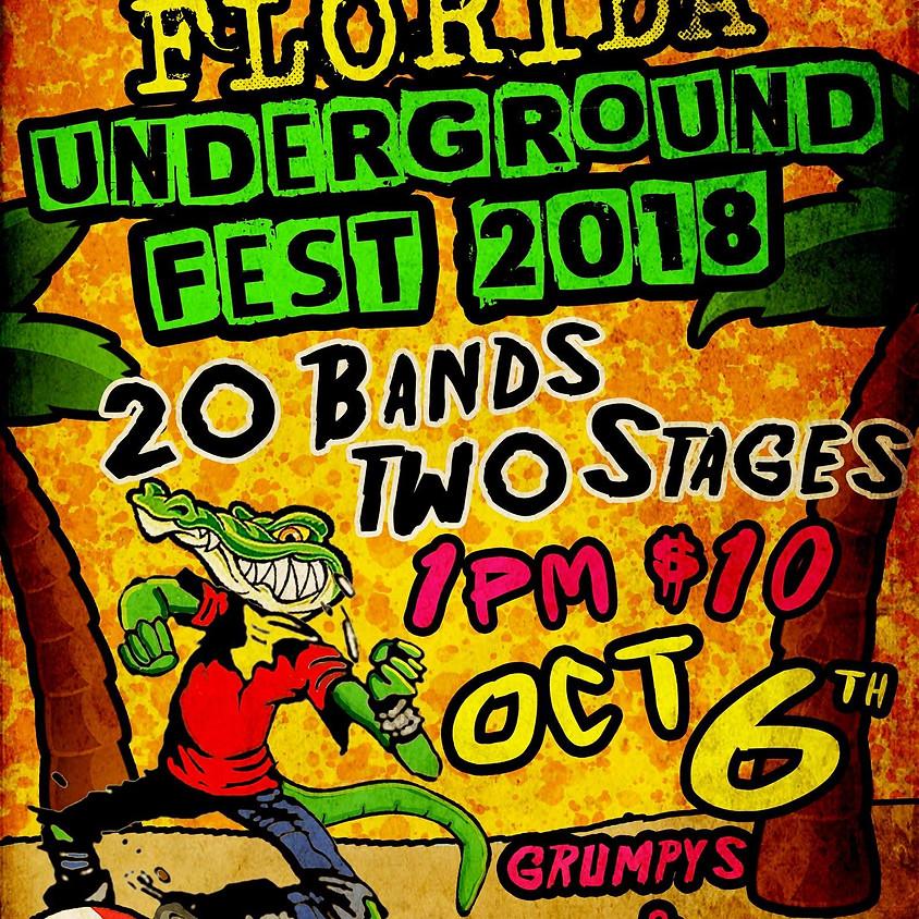 Florida Underground Fest