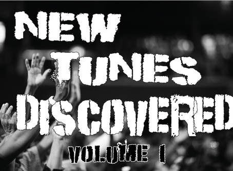 NEW TUNES DISCOVERED VOL. 1