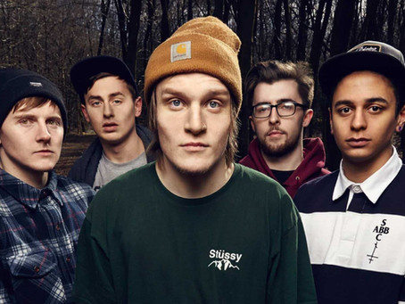 NECK DEEP RELEASES NEW SINGLE AND VIDEO
