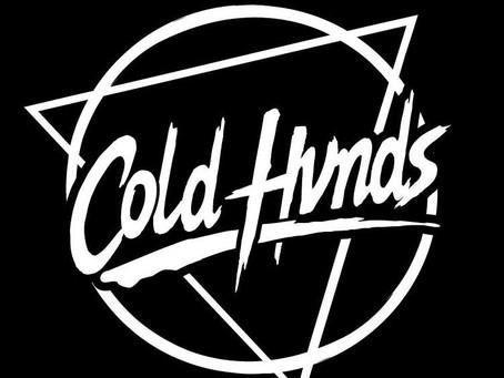 """COLD HVNDS RELEASE NEW SINGLE """"RIPTIDE"""""""