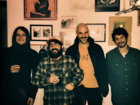 """HEARTS APART RELEASE DEBUT SINGLE """"WASTE TIME"""""""