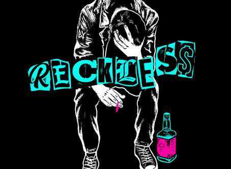 "DANNY WRIGHT IS BACK WITH HIS NEW SINGLE ""RECKLESS"""