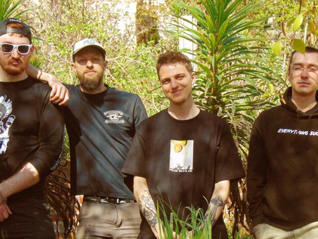 """MAKING FRIENDS RELEASES NEW SINGLE """"EARLY GRAVE"""""""