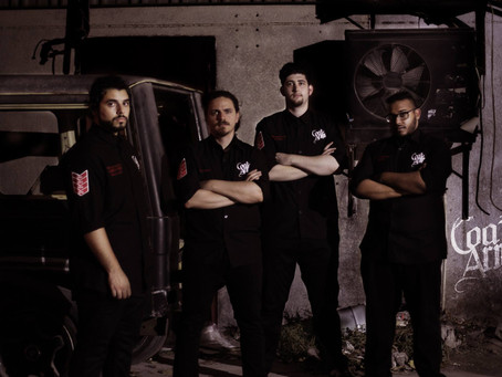 """COAT OF ARMS RELEASE NEW SINGLE """"TRAITORS"""""""