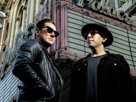 """TRACK FEATURE: THE EIFFELS - """"COLLIDE"""""""