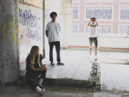 """DUNES DAY RELEASE NEW EP """"EMPTY HANDED"""""""