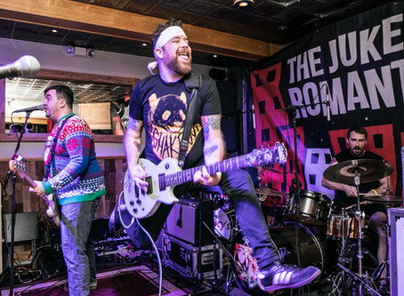 THE JUKEBOX ROMANTICS ARE BAND OF THE WEEK #9