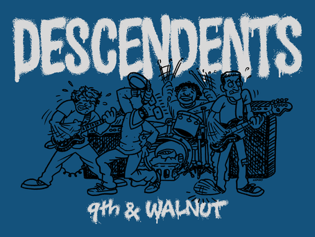 DESCENDENTS RELEASE NEW SINGLE AND ANNOUNCE NEW ALBUM