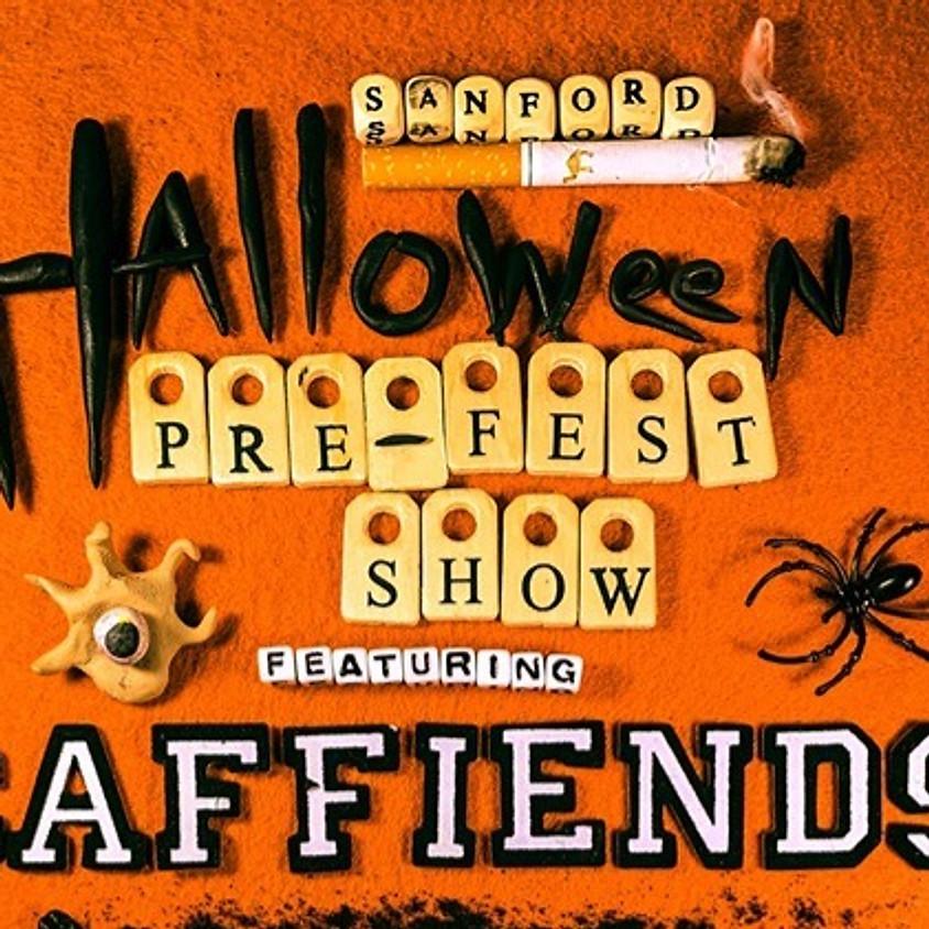 Sanford Pre-Fest Halloween Show