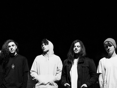 """TAKE BREATH RELEASE DEBUT EP """"THE HELL IN ALL I HELD TOO CLOSE"""""""