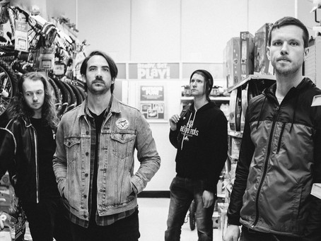 """THE BARE MINIMUM RELEASES NEW SINGLE """"PARTY MARTYR"""""""