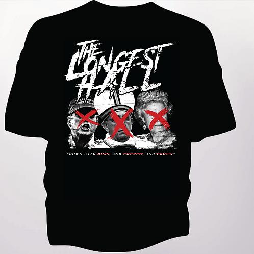 The Longest Hall - Sam Hall T-Shirt