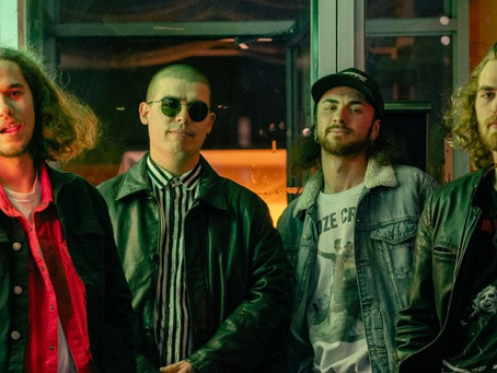 """TARBOX RELEASES DEBUT SINGLE """"CURSED"""""""