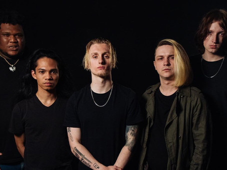 """VIDEO FEATURE: LOVE GHOST - """"FADE AWAY (SHAVE MY HEAD)"""