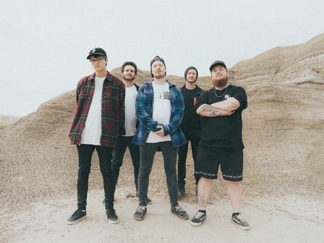 """CALLING ALL CAPTAINS RELEASE NEW SINGLE """"UNDONE"""""""