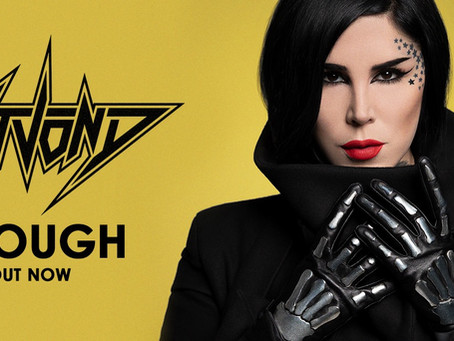 """KAT VON D RELEASES MUSIC VIDEO FOR NEW SINGLE - """"ENOUGH"""""""