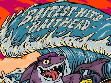 """BAITHEAD RELEASES DEBUT FULL-LENGTH ALBUM """"BAITEST HITS"""""""