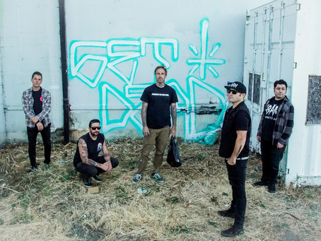 "GET DEAD RELEASES MUSIC VIDEO FOR ""FIRE SALE"""