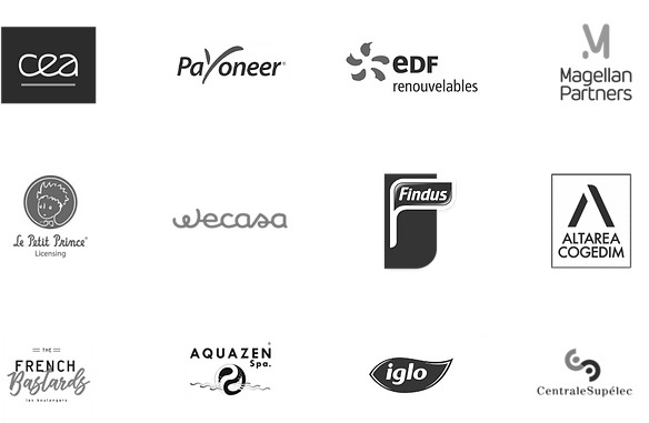 logos références