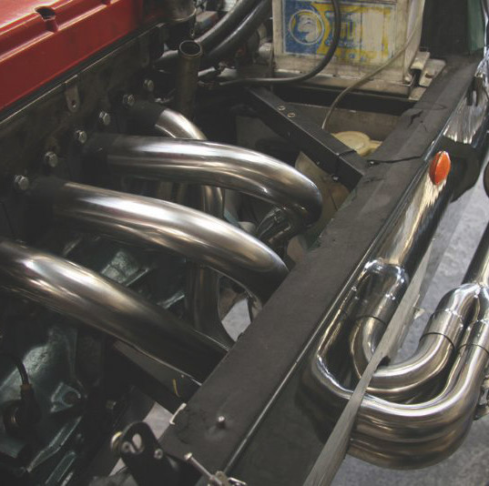 Westfield Manifold and Exhaust
