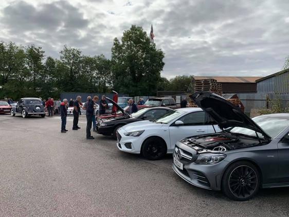 JP Cars & Coffee 2019