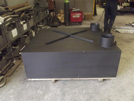 Project Focus - Large Generator Exhausts..