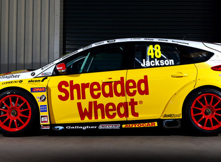 Cobra Sport Group and Motorbase Performance racing ahead in the BTCC