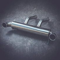 JP Exhausts Rear Silencer