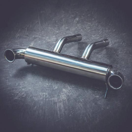 JP Exhausts Rear Silencer