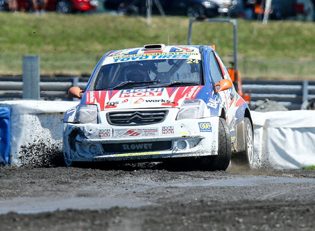 JP Exhausts announce technical partnership with XtremeRX for British Rallycross Championship