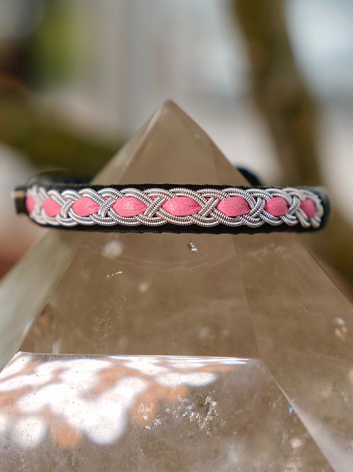 Black & Pastel Pink XOXO