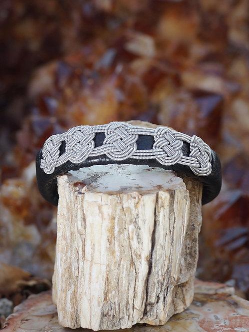 Triple Silver Ceeslove Knot