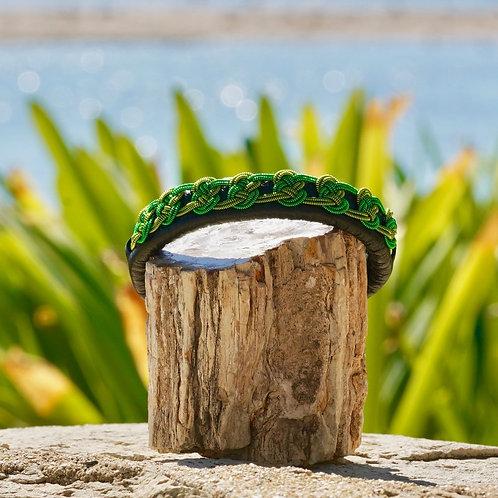 Green Ceeslove Knot AR