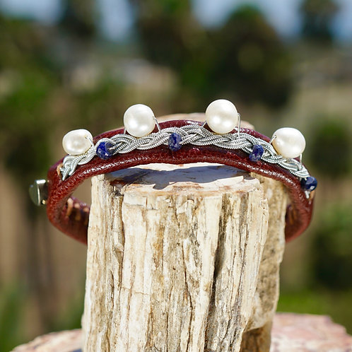 Sapphires & Pearls Love