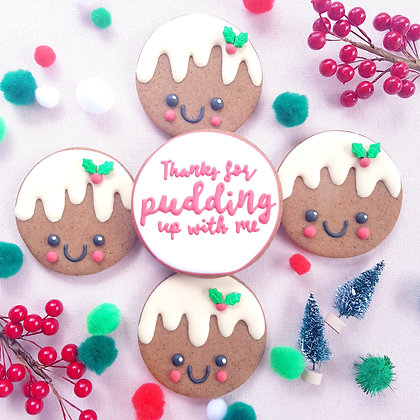 Thanks for PUDDING up with me!