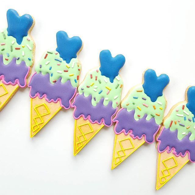 Neon Icecreams