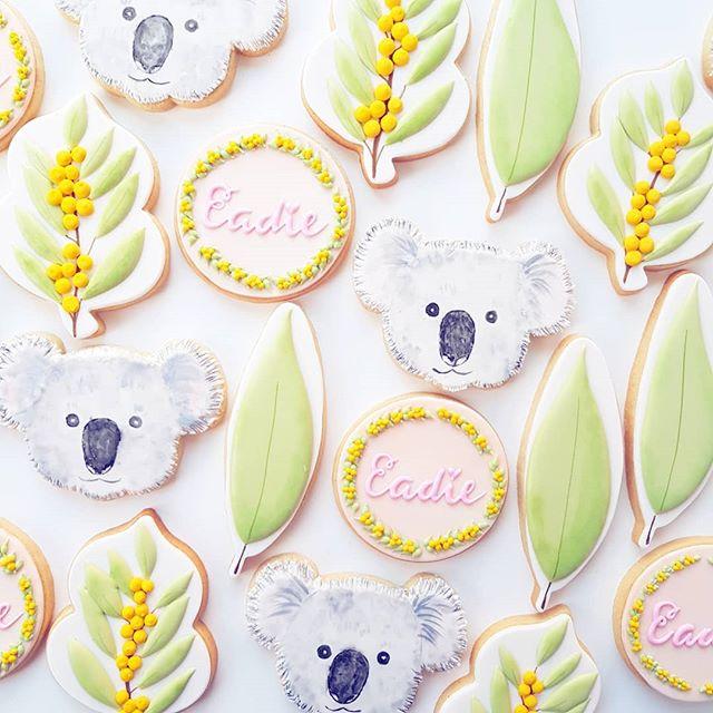 Aussie Bush Cookies