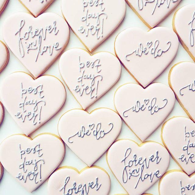 Wedding Quote Cookies