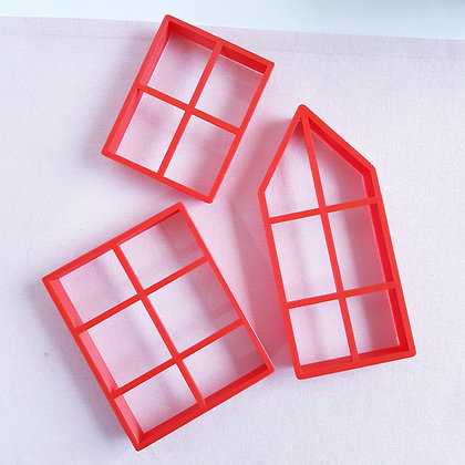 DOUBLE STOREY EASTER HOUSE CUTTERS