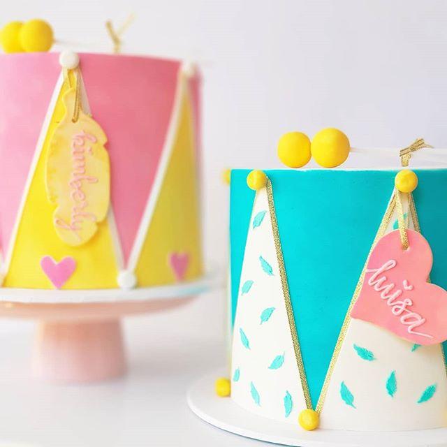 Drumming Cakes