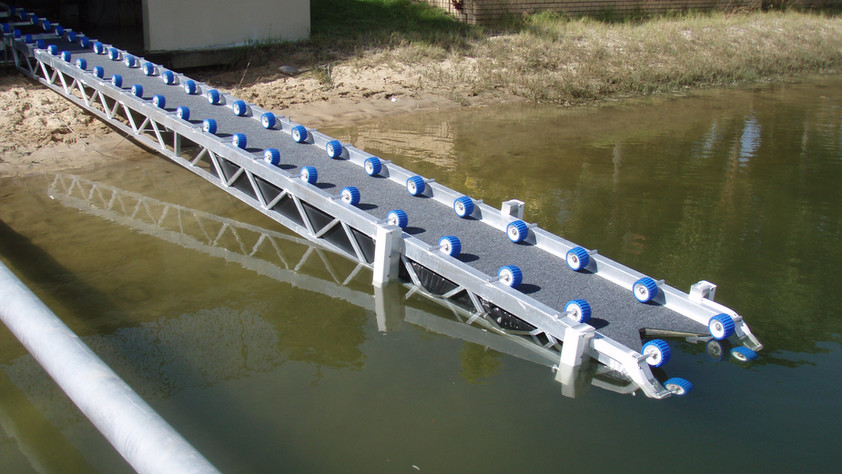 Dry Berthing System