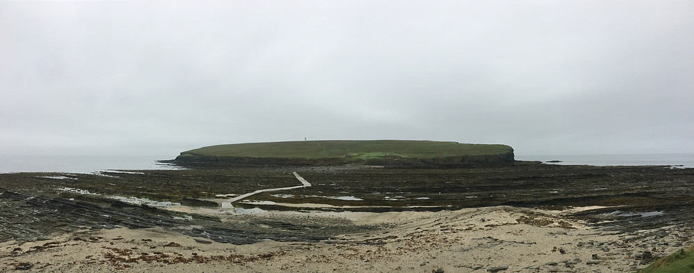Brough of Birsay, Orkney Isles, Scotland
