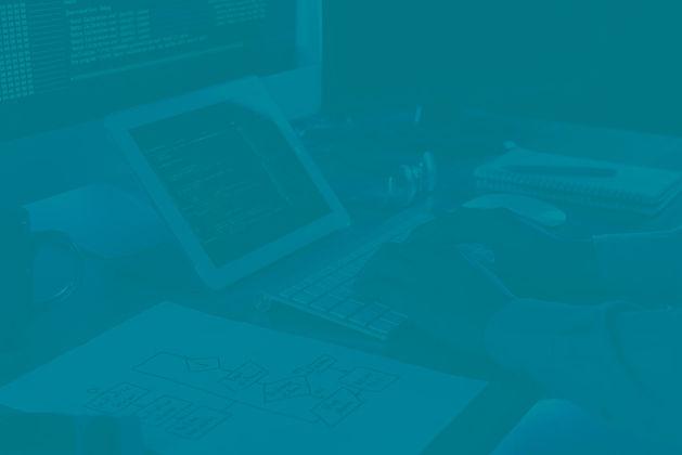 Imagen de fondo azul para texto empresarial