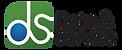 Logo de Data y Service en letra negra