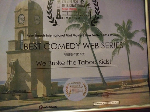BEST COMEDY WEB SERIES PROCLAMATION.jpg